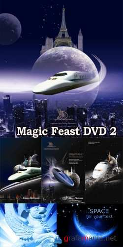 Magic Feast Collection DVD 2