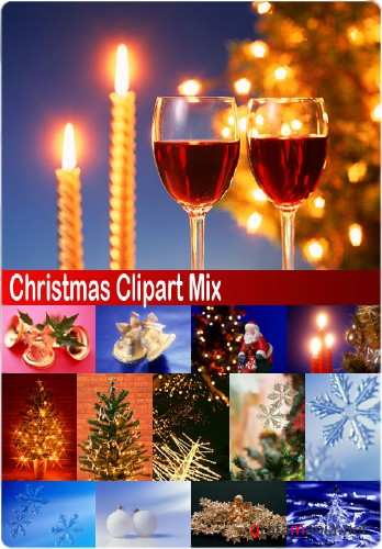 Christmas Clipart Mix