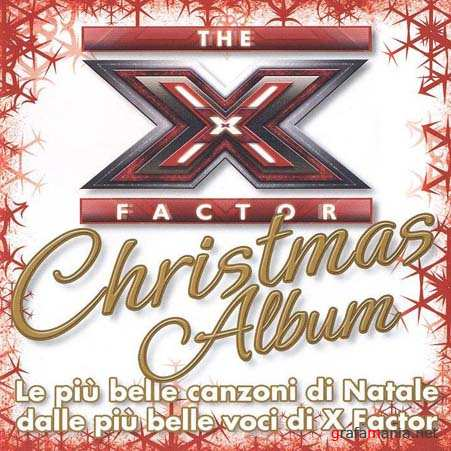 VA - X Factor Christmas Album (2009)