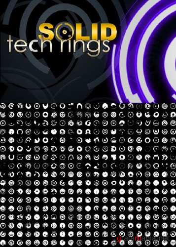 ����� ��� �������� - Solid Tech Rings