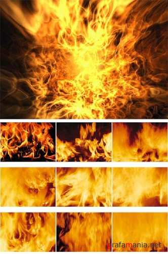 Fire Megacollection - HQ Stock Images