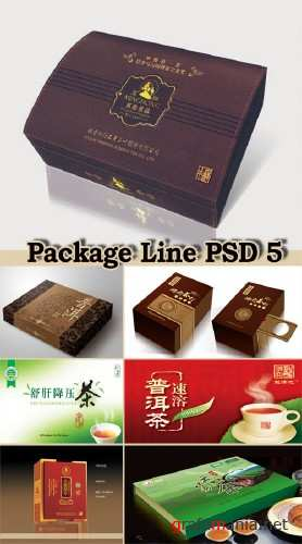 Package Line DVD 5
