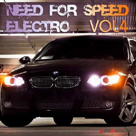 NEED FOR SPEED ELECTRO vol.4 (2009)
