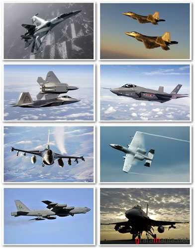 Wallpapers - Military Aircraft 3