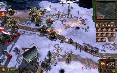 Command And Conquer. Red Alert 3 Uprising (2009/RUS/RePack )