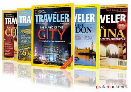�������� �������: National Geographic Traveler (2005-2009) PDF/RUS