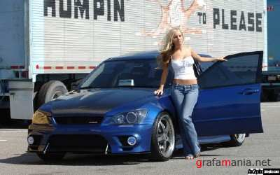 20 Girls With Super Cars HD Wallpapers art