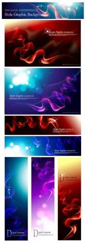 Style Graphic Background