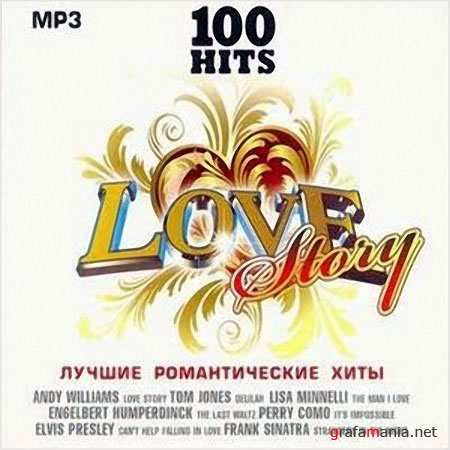 100 Hits Love Story (2009) MP3