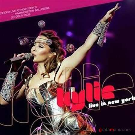 Kylie Minogue - Kylie: Live in New York (2009) MP3