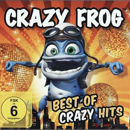 Crazy Frog - Best of Crazy Hits (2CD 2009)