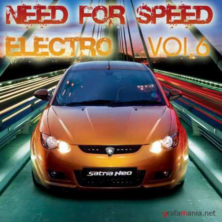 Need For Speed Electro vol.6 (2009) MP3