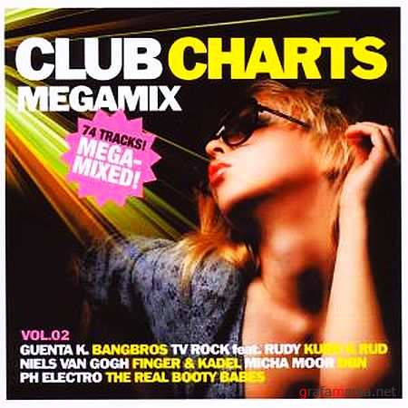 Club Charts Megamix Vol. 2 (2009)