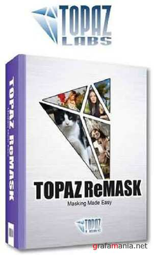 Topaz ReMask v2.0 for Adobe Photoshop (32/64-bit)