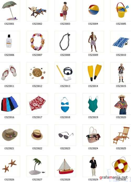 Travel & Vacation Icons | Путешествия и отпуск