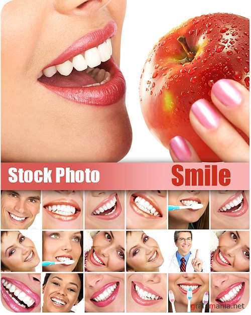 Stock Photo - Smile
