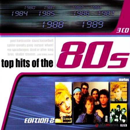 Top Hits Of The 80's (Edition 2) (2009)