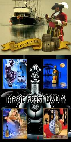 Magic Feast Collection DVD 4