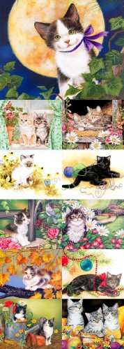 ����� � ������ - Cats and Kittens