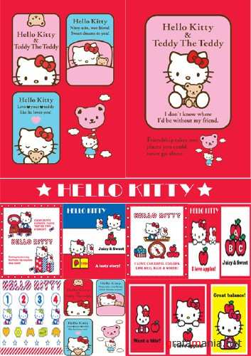 Hello kitty official