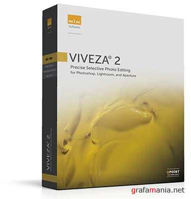 Nik Software Viveza 2.001 Plugin for Photoshop