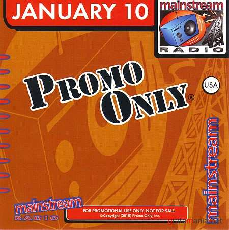 Promo Only: Mainstream Radio January 2010 (2009)