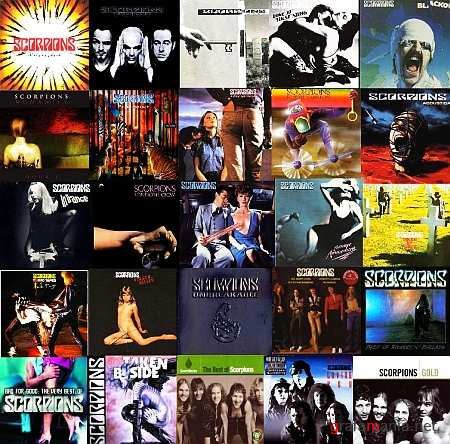 Scorpions - Discography (1972 - 2004)