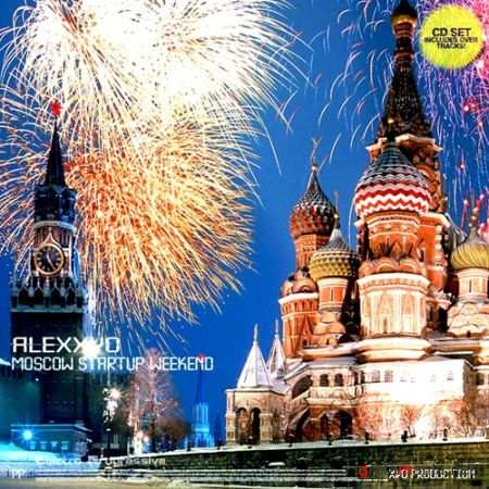 Moscow Startup Weekend (Mixed by Alexxvo)