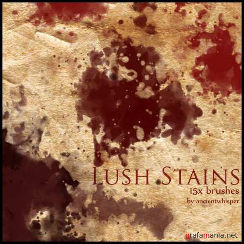 Lush Stains Brushes