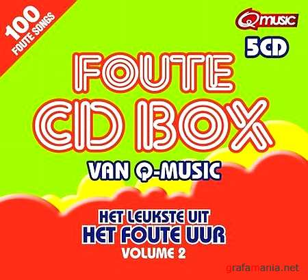 Foute CD Box Van Q-Music Vol. 2 (2009)