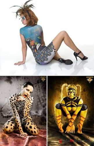 Body art Creative Photos (Part 3)