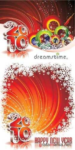 Dreamstime - 2010 Happy New Year