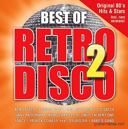 Best Of Retro Disco Vol. 2 (Happy New Year) (2009)
