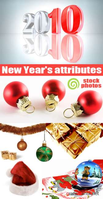New Year attributes | ���������� ��������