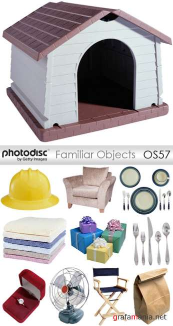 OS57 Familiar Objects