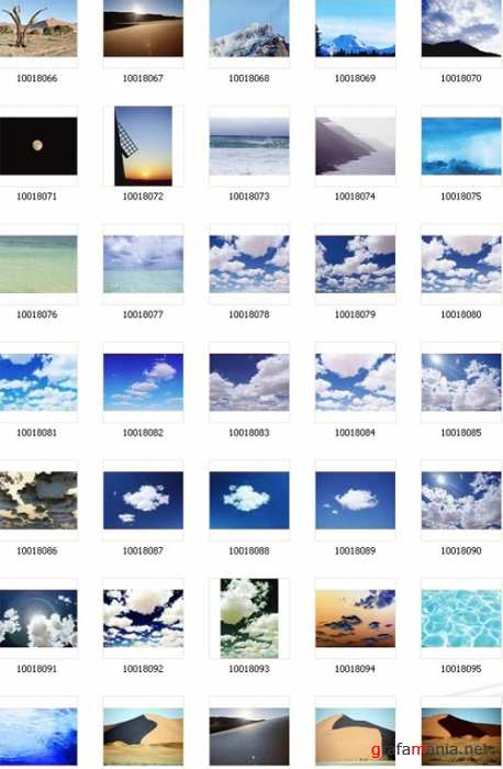 Landscapes, Skies & Water | �������, ����, ����