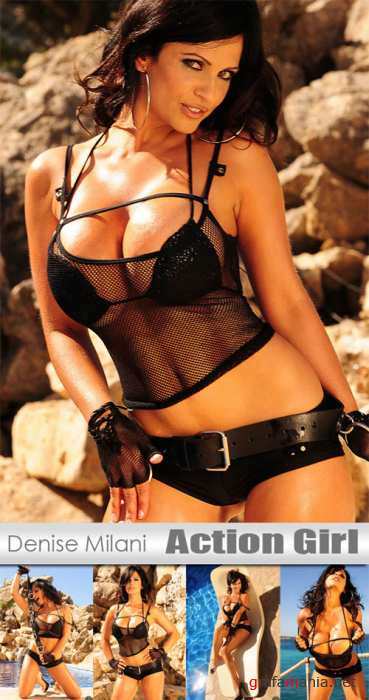 Denise Milani - Action Girl