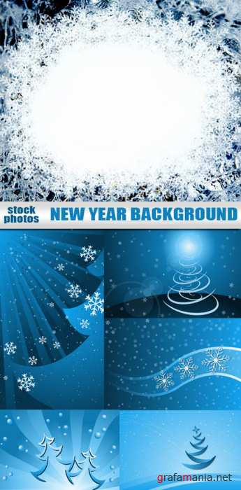 New year backgrounds | ���������� ����
