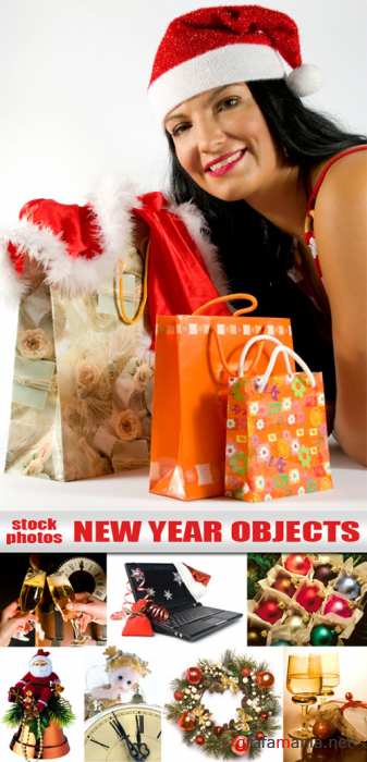 New Year objects 3 | ���������� �������