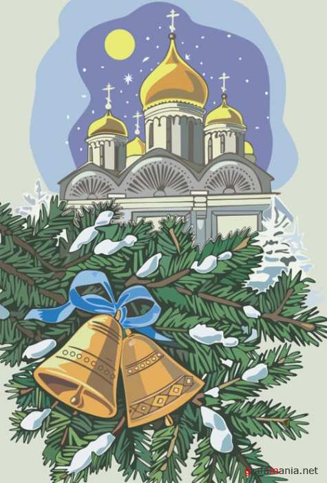 New year postcards | ���������� ��������