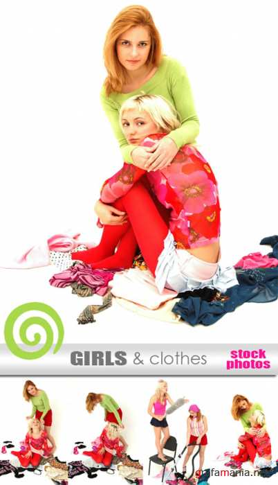 Girls & clothes