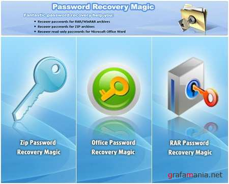 ZIP Password Recovery Magic v6.1.1.97