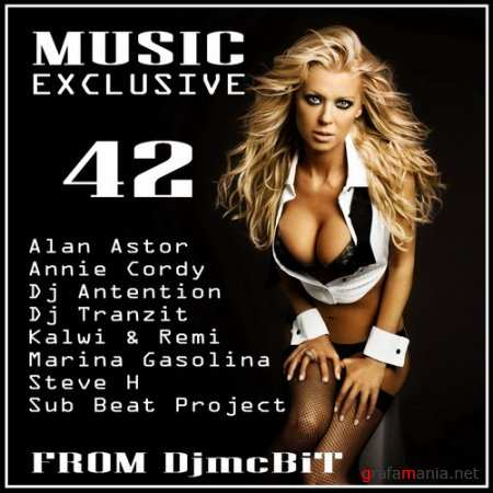 Music Exclusive from DjmcBiT vol.42 (2010)