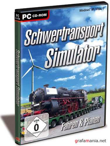 Schwertransport Simulator (2009)