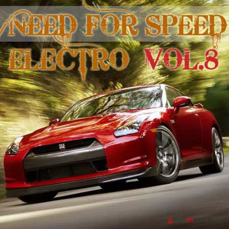 NEED FOR SPEED ELECTRO vol.8 (2010)