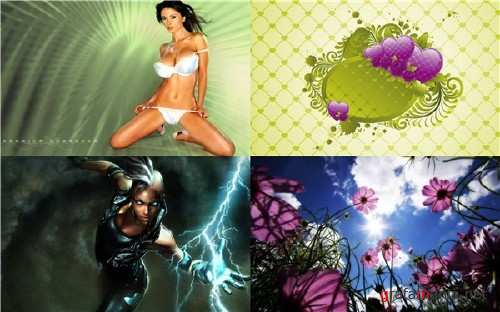 Wallpapers HD Pack 35 �2