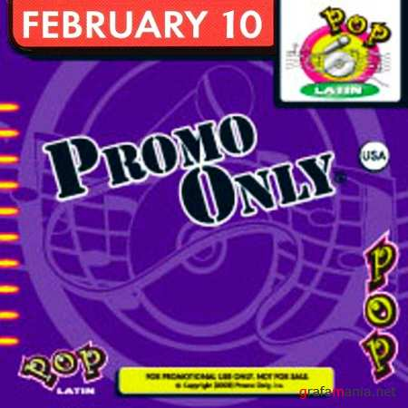 Promo Only: Pop Latin February (2010)