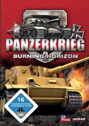 Panzerkrieg Burning Horizon 2 (2008RUSENGRepack)