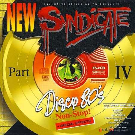 New Syndicate - Disko 80's Part IV (2009)