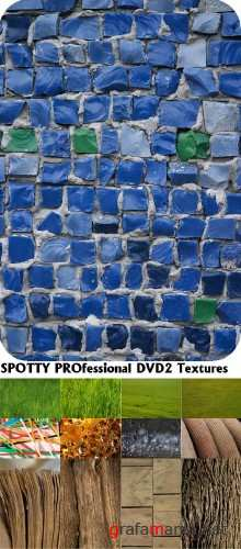 SPOTTY PROfessional DVD2 Textures
